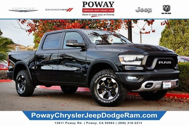 2021 Ram 1500 Crew Cab 4x4, Pickup #C18075 - photo 1