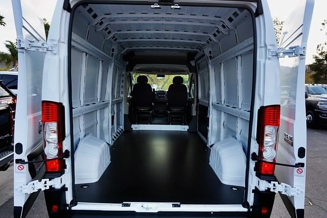 2021 Ram ProMaster 3500 FWD, Empty Cargo Van #C18130 - photo 1