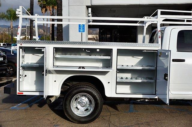 2020 Ram 3500 Crew Cab DRW 4x2, Knapheide Steel Service Body #C18202 - photo 11