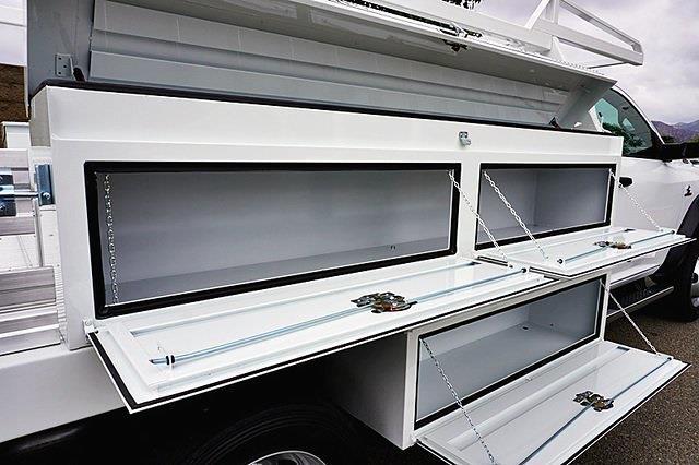 2021 Ram 5500 Regular Cab DRW 4x2, Scelzi Contractor Body #C18233 - photo 14
