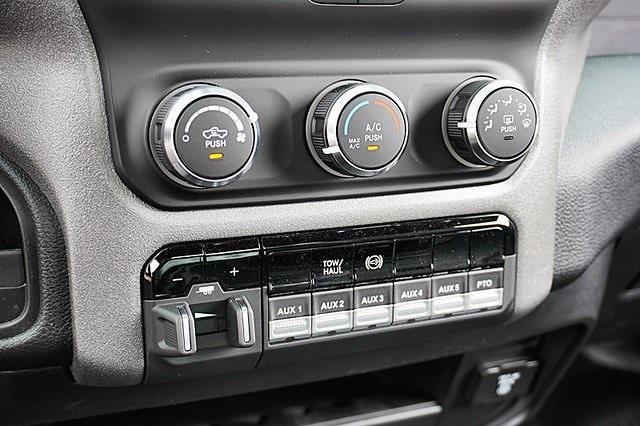 2021 Ram 5500 Regular Cab DRW 4x2, Scelzi Contractor Body #C18233 - photo 30