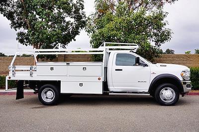 2021 Ram 5500 Regular Cab DRW 4x2, Scelzi Contractor Body #C18233 - photo 7