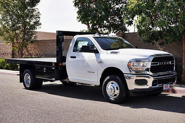 2021 Ram 3500 Regular Cab DRW 4x2, Knapheide Value-Master X Platform Body #C18415 - photo 5