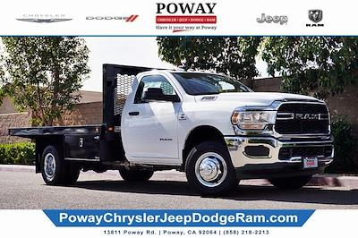 2021 Ram 3500 Regular Cab DRW 4x2, Knapheide Value-Master X Platform Body #C18415 - photo 1