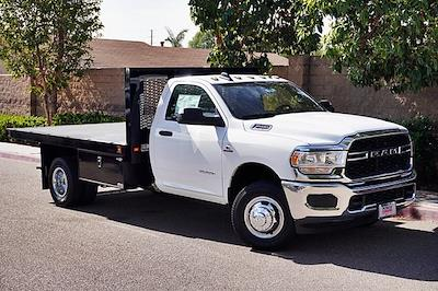 2021 Ram 3500 Regular Cab DRW 4x2, Knapheide Value-Master X Platform Body #C18415 - photo 4