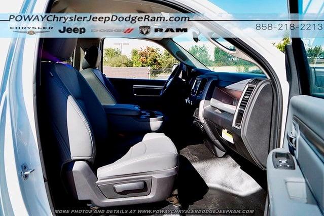 2017 Ram 3500 Regular Cab 4x2,  Cab Chassis #CX15605 - photo 11