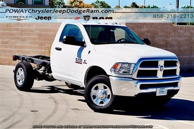 2017 Ram 3500 Regular Cab 4x2,  Cab Chassis #CX15605 - photo 3