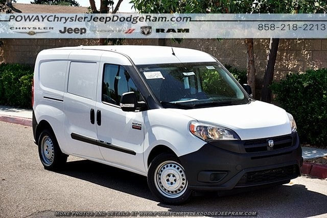 2018 ProMaster City FWD,  Empty Cargo Van #CX16352 - photo 3