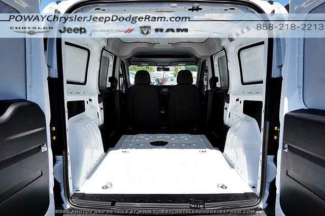 2018 ProMaster City FWD,  Empty Cargo Van #CX16352 - photo 2