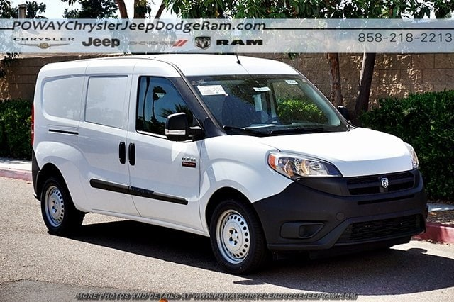 2018 ProMaster City FWD,  Empty Cargo Van #CX16352 - photo 7