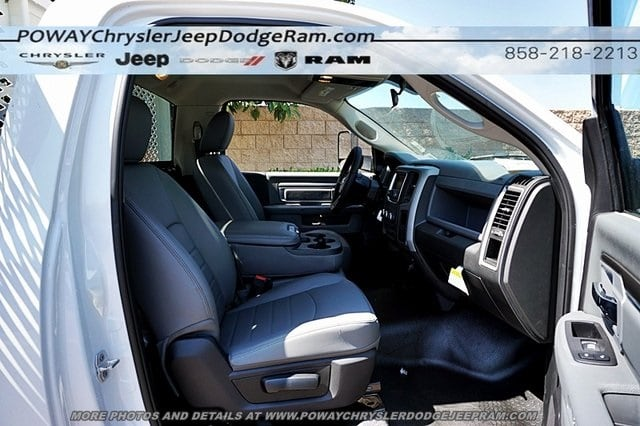 2018 Ram 4500 Regular Cab DRW 4x2,  Scelzi Stake Bed #CX16371 - photo 16