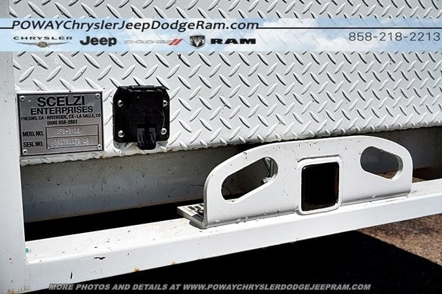 2018 Ram 4500 Regular Cab DRW 4x2,  Scelzi Stake Bed #CX16371 - photo 18
