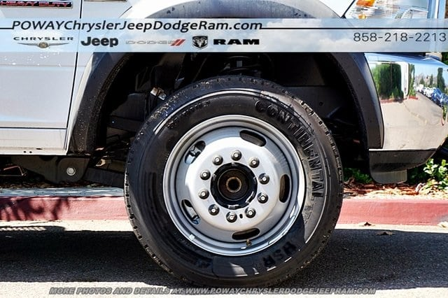 2018 Ram 4500 Regular Cab DRW 4x2,  Scelzi Stake Bed #CX16371 - photo 8