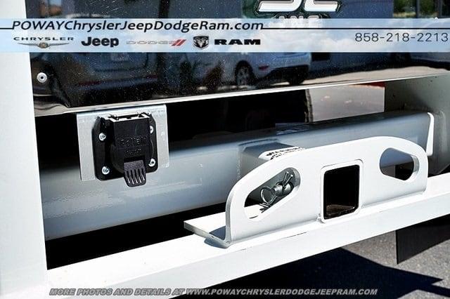 2018 Ram 4500 Crew Cab DRW 4x2,  Scelzi Contractor Body #CX16466 - photo 16
