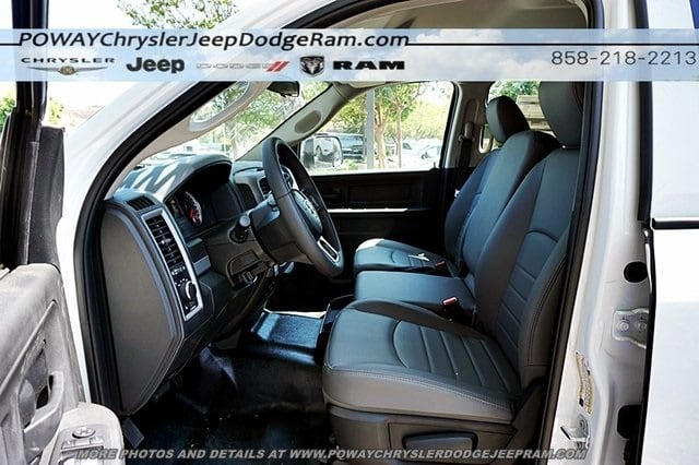 2018 Ram 4500 Crew Cab DRW 4x2,  Scelzi Contractor Body #CX16466 - photo 18