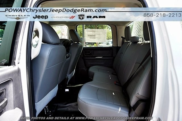 2018 Ram 4500 Crew Cab DRW 4x2,  Scelzi Contractor Body #CX16466 - photo 20