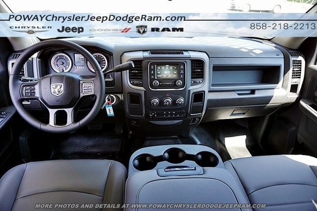 2018 Ram 4500 Crew Cab DRW 4x2,  Scelzi Contractor Body #CX16466 - photo 21