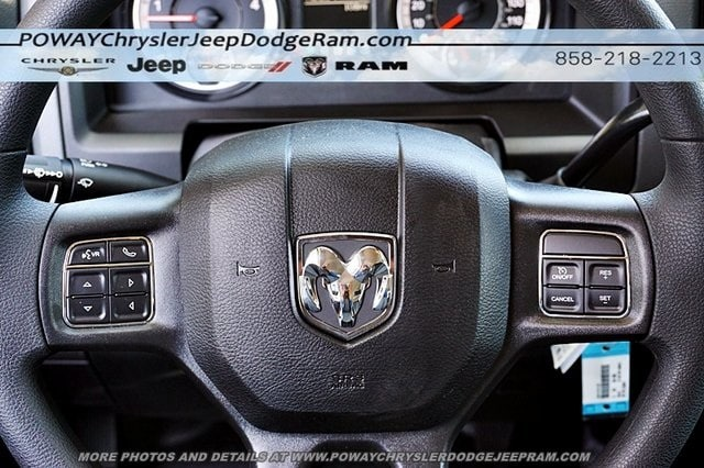 2018 Ram 4500 Crew Cab DRW 4x2,  Scelzi Contractor Body #CX16466 - photo 23