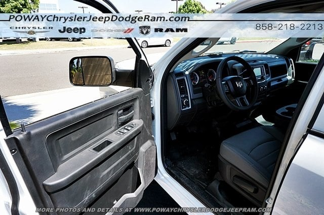 2018 Ram 4500 Crew Cab DRW 4x2,  Scelzi Contractor Body #CX16466 - photo 33