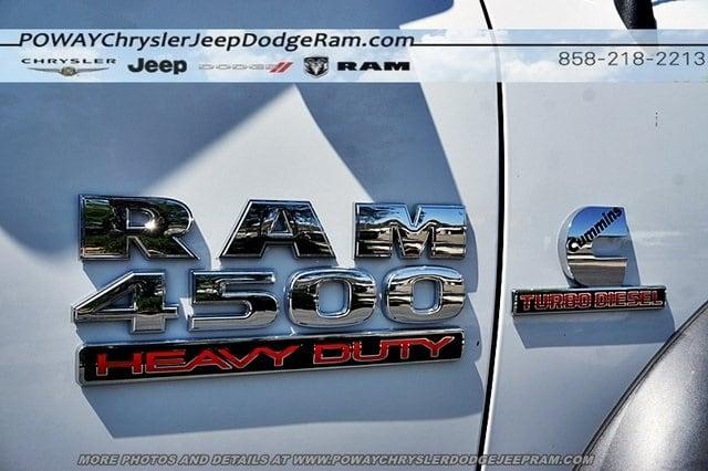 2018 Ram 4500 Crew Cab DRW 4x2,  Scelzi CTFB Contractor Body #CX16466 - photo 9