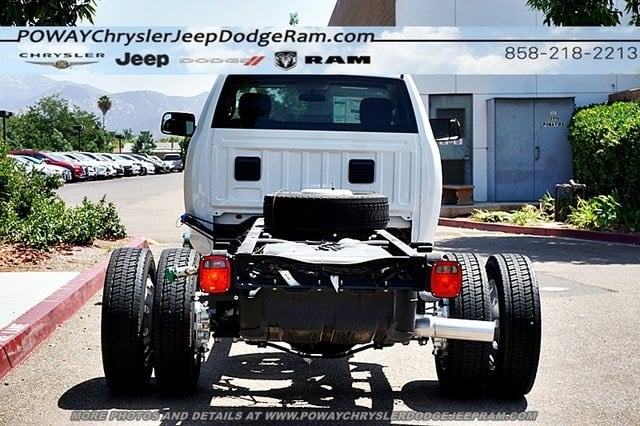 2017 Ram 4500 Regular Cab DRW 4x2,  Cab Chassis #CX16467 - photo 10