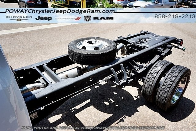 2017 Ram 4500 Regular Cab DRW 4x2,  Cab Chassis #CX16467 - photo 15