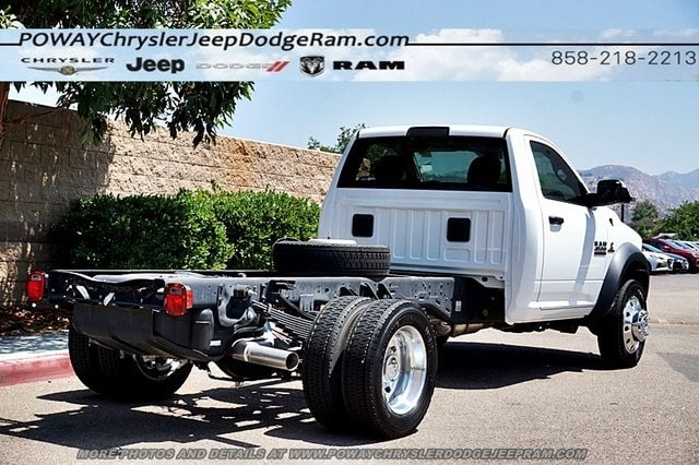 2017 Ram 4500 Regular Cab DRW 4x2,  Cab Chassis #CX16467 - photo 2