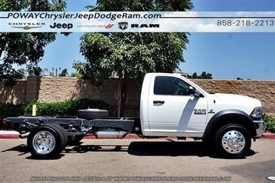2017 Ram 4500 Regular Cab DRW 4x2,  Cab Chassis #CX16467 - photo 7