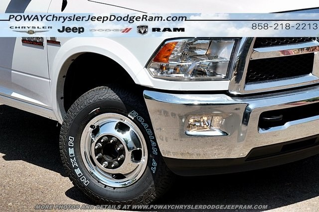2018 Ram 3500 Crew Cab DRW 4x4,  Cab Chassis #CX16475 - photo 4