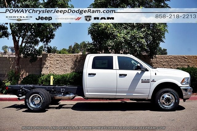 2018 Ram 3500 Crew Cab DRW 4x4,  Cab Chassis #CX16475 - photo 7