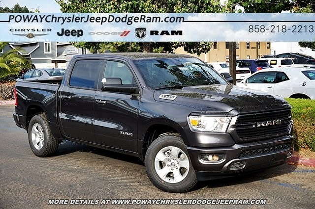 2019 Ram 1500 Crew Cab 4x4,  Pickup #CX16643 - photo 3