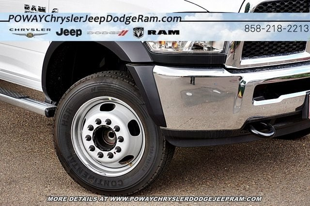 2018 Ram 5500 Regular Cab DRW 4x2,  Cab Chassis #CX16646 - photo 4