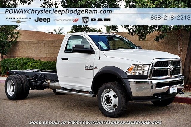 2018 Ram 5500 Regular Cab DRW 4x2,  Cab Chassis #CX16646 - photo 6