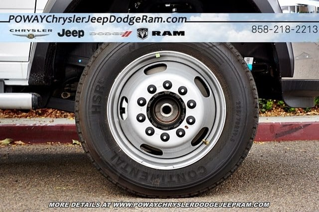 2018 Ram 5500 Regular Cab DRW 4x2,  Cab Chassis #CX16646 - photo 8
