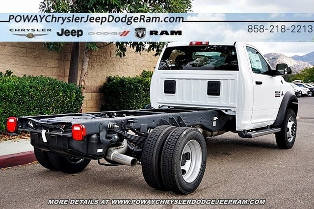 2018 Ram 5500 Regular Cab DRW 4x2,  Cab Chassis #CX16646 - photo 1