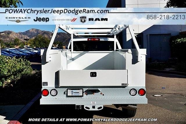 2018 Ram 2500 Crew Cab 4x2,  Scelzi Service Body #CX16647 - photo 10