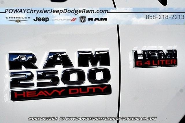 2018 Ram 2500 Crew Cab 4x2,  Scelzi Service Body #CX16647 - photo 9