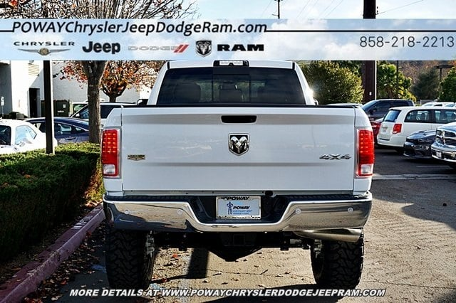 2018 Ram 2500 Mega Cab 4x4,  Pickup #CX16779 - photo 12