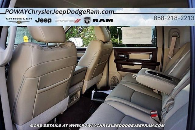 2018 Ram 2500 Mega Cab 4x4,  Pickup #CX16779 - photo 23