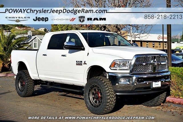 2018 Ram 2500 Mega Cab 4x4,  Pickup #CX16779 - photo 7