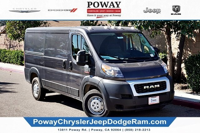 2019 ProMaster 1500 Standard Roof FWD,  Empty Cargo Van #CX16780 - photo 3