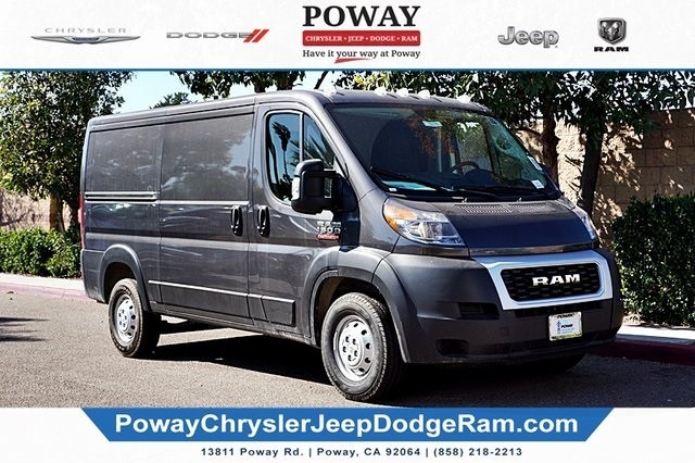 2019 ProMaster 1500 Standard Roof FWD,  Empty Cargo Van #CX16780 - photo 5