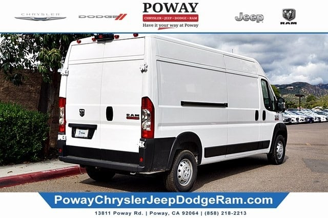 2019 ProMaster 2500 High Roof FWD,  Empty Cargo Van #CX16787 - photo 9