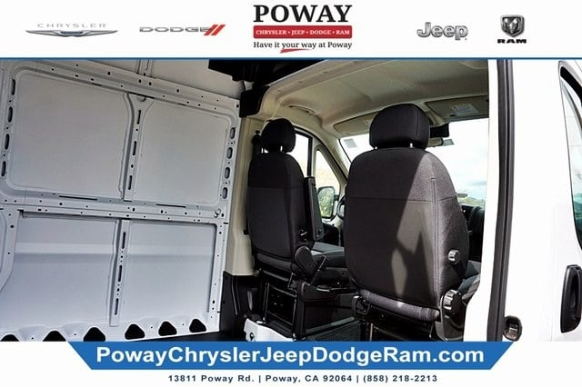 2019 ProMaster 2500 High Roof FWD,  Empty Cargo Van #CX16787 - photo 16