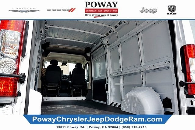 2019 ProMaster 2500 High Roof FWD,  Empty Cargo Van #CX16787 - photo 18