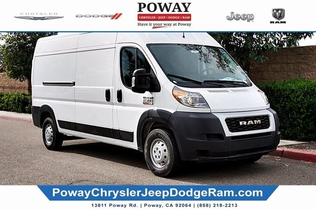 2019 ProMaster 2500 High Roof FWD,  Empty Cargo Van #CX16787 - photo 5
