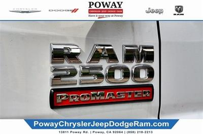 2019 ProMaster 2500 High Roof FWD,  Empty Cargo Van #CX16787 - photo 8