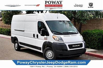 2019 ProMaster 2500 High Roof FWD,  Empty Cargo Van #CX16787 - photo 3