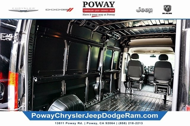 2019 ProMaster 2500 High Roof FWD,  Empty Cargo Van #CX16809 - photo 21