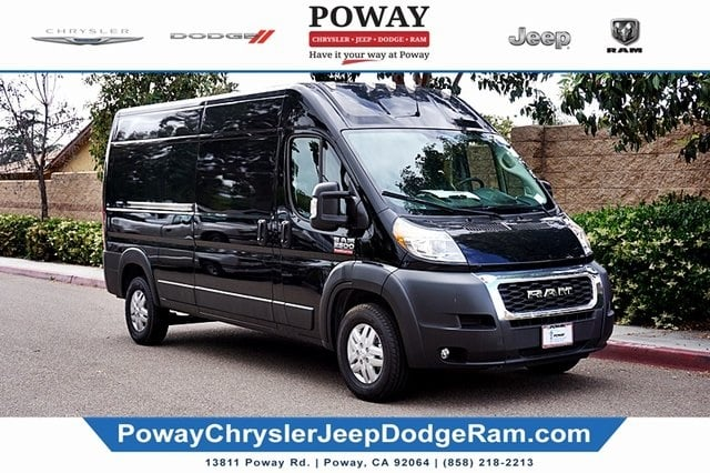2019 ProMaster 2500 High Roof FWD,  Empty Cargo Van #CX16809 - photo 6